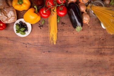 体臭予防は食事が肝心